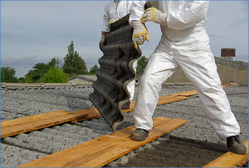 Asbestos Removal in Workplace