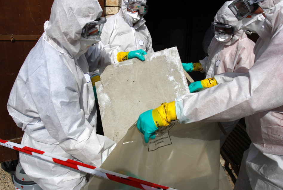 asbestos testing services in Toronto