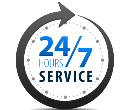 Logo 24/7 of Canada's Restoration Services