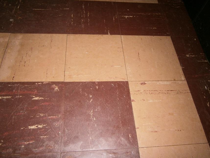 How to properly remove asbestos floor tile floor matttroy for Removing vinyl flooring