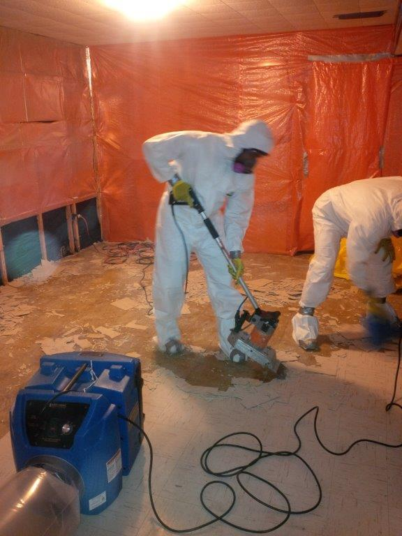 Asbestos removal and testing services in edmonton for Asbestos in drywall canada