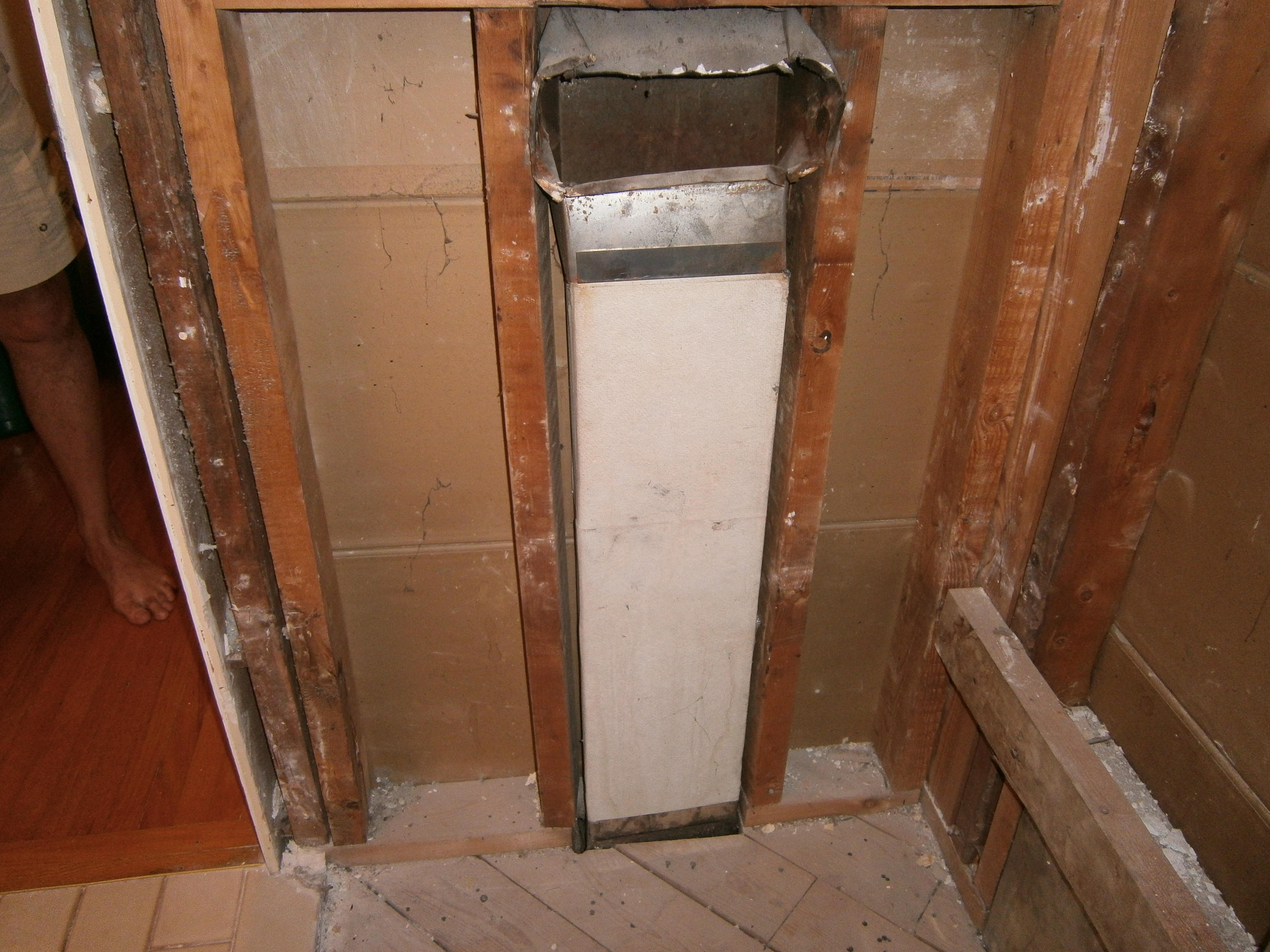 #693F26 Asbestos Insulation Removal Recommended 2437 Duct Pipe Insulation pics with 4288x3216 px on helpvideos.info - Air Conditioners, Air Coolers and more