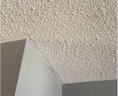 Asbestos Popcorn Ceiling Risk