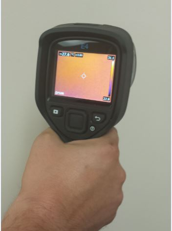 Thermal Imaging Gun