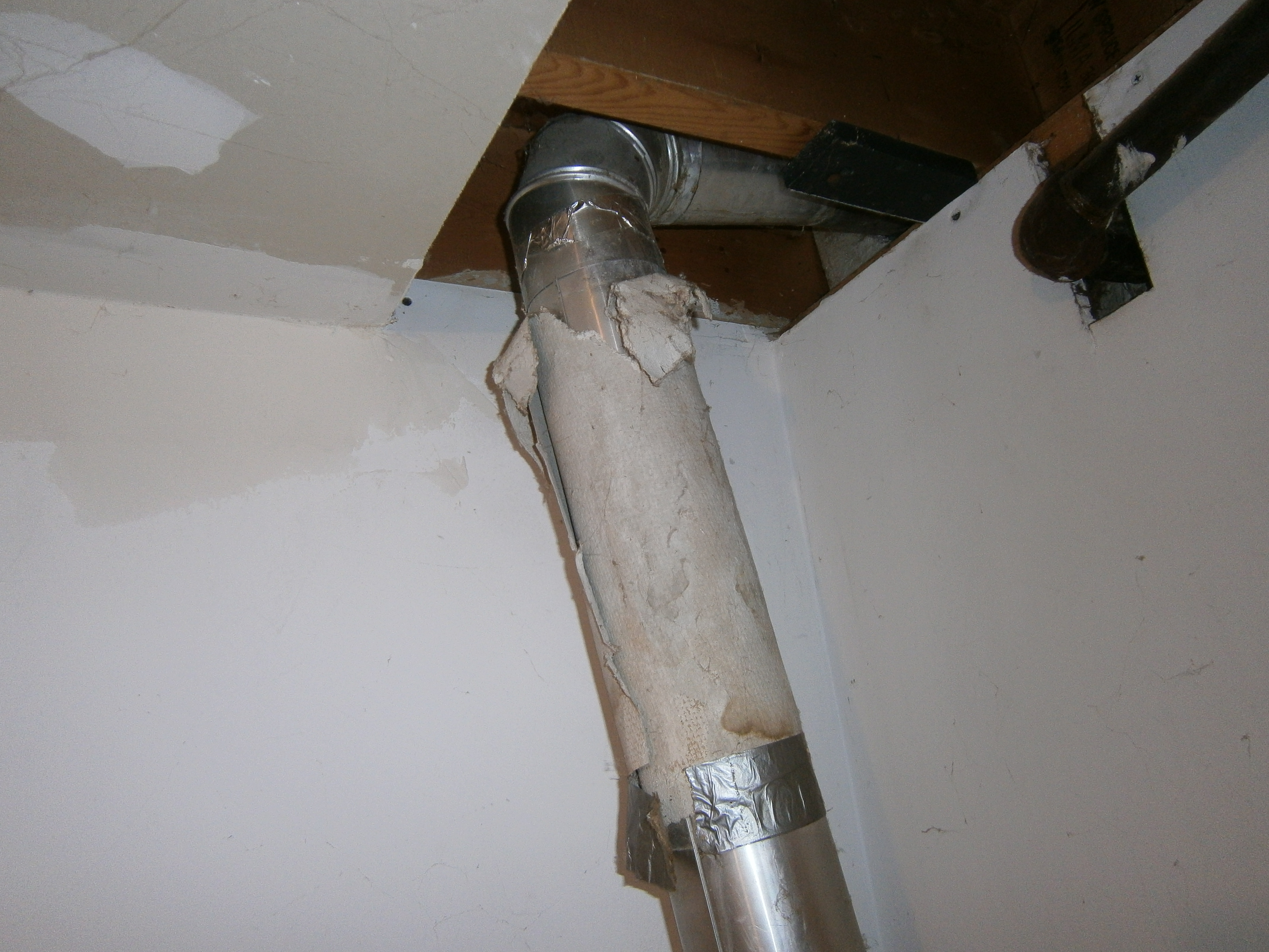 Asbestos Pipe Insulation, Asbestos Removal, Asbestos Procedure, Asbestos Remediation, Restoration Services