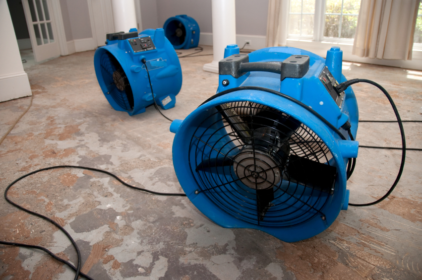 Drying Equipment - Canada's Restoration Services Vancouver